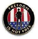 FREEDOM is NOT free! But, freeDUMB IS free!!!