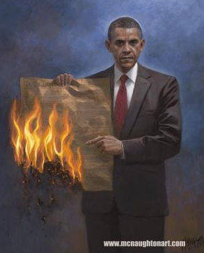 obama-Most Anti-Constitutionist/UN-American
